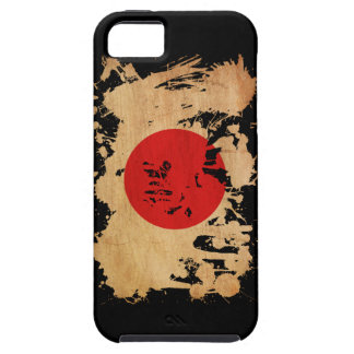 Japan Flag Tough iPhone 5 Case