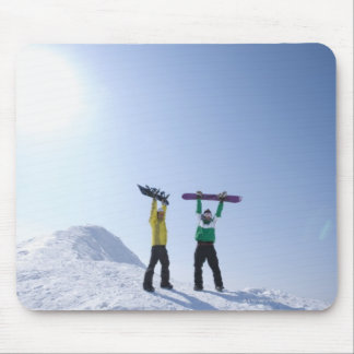 Japan, Hokkaido, Niseko 2 Mouse Pad
