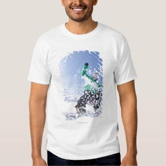 Japan, Hokkaido, Niseko Tee Shirts