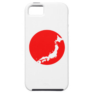 Japan In Ciricle Case For iPhone 5/5S