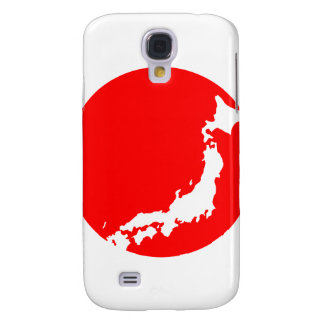 Japan In Ciricle Galaxy S4 Cover