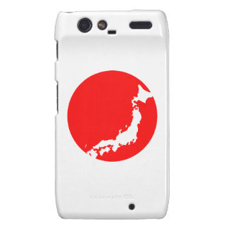 Japan In Ciricle Droid RAZR Cases