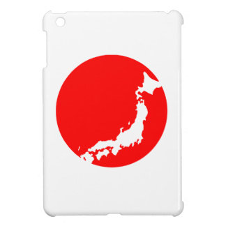 Japan In Ciricle Cover For The iPad Mini