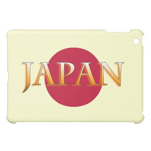JAPAN COVER FOR THE iPad MINI