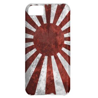 Japan | Land of the Rising Sun Japanese Flag iPhone 5C Case