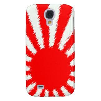 Japan Rising Sun Galaxy S4 Cover