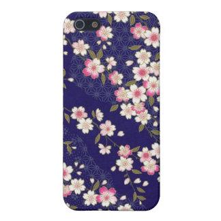 Japan, Sakura, Kimono, Origami, Chiyogami, Flower, iPhone 5/5S Cases