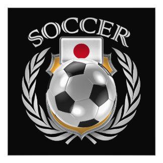 Japan Soccer 2016 Fan Gear Art Photo