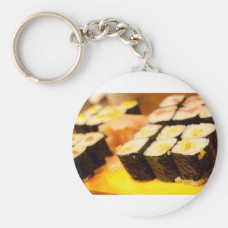 Japan Sushi Keychain