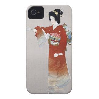Japan Vintage Japanese Travel Poster Case-Mate iPhone 4 Case