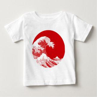 Japan Wave Baby T-Shirt