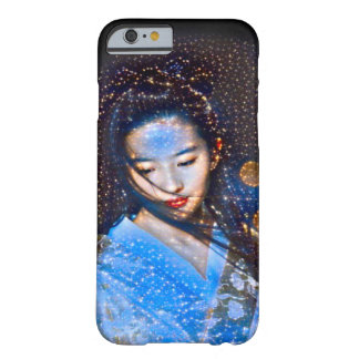 Japanese Celestial Goddess Fantasy Art Barely There iPhone 6 Case