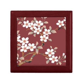 Japanese Cherry Blossoms Gift Box
