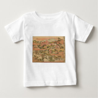 Japanese Countryside Baby T-Shirt