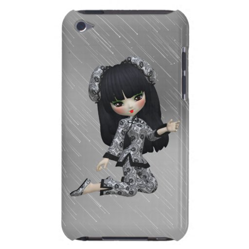 Japanese Girl iPod Touch Case