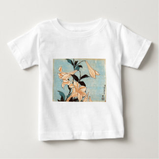 Japanese Irises Baby T-Shirt