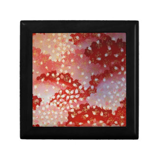 japanese kimono pink Sakura cherry blossom Gift Box