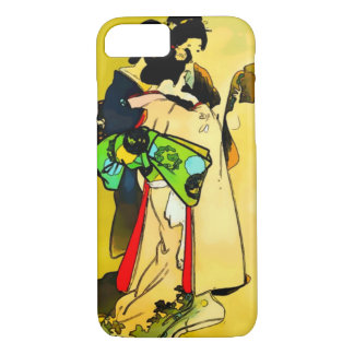 Japanese Maidens iPhone 7 Case