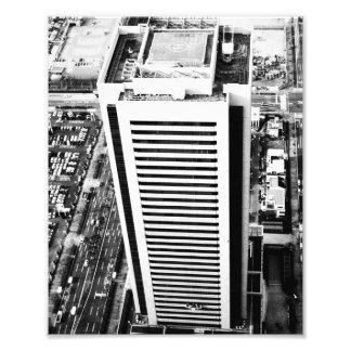 Japanese Skyscraper Photograph