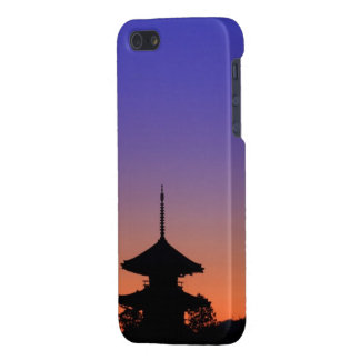 japanese temple cover for iPhone 5/5S