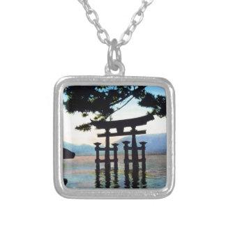 Japanese Torri Vintage Traditional Gate Jewelry