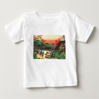 Japanese Village Baby T-Shirt