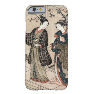 Japanese vintage beauty geisha lady woman Maiko Barely There iPhone 6 Case