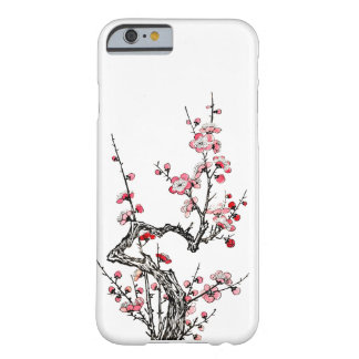 Japanese Wild Plum Petals iPhone 6 Case Barely There iPhone 6 Case