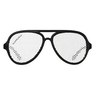 JaredWatkins black logo glasses