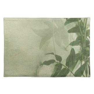 jasmine leaves placemat