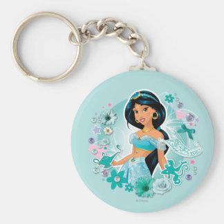 Jasmine - Princess Jasmine Key Ring