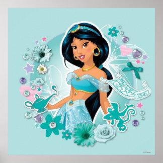 Jasmine - Princess Jasmine Poster