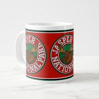 Jasper Moose Circle Large Coffee Mug