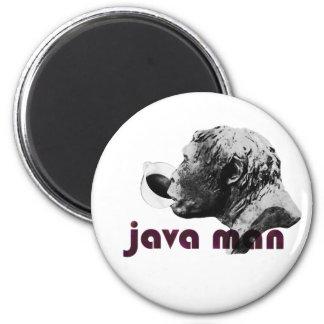 Java Clay Man Fridge Magnets