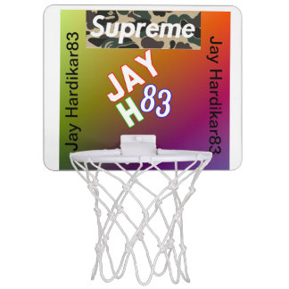 Jay Hardikar83/Merch/Basketball Hoop