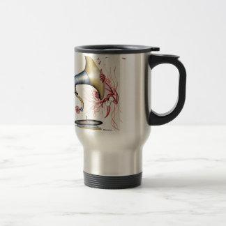 jazz cat music, tony fernandes stainless steel travel mug