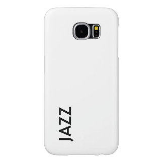 Jazz Samsung Galaxy S6 Case (Classic)