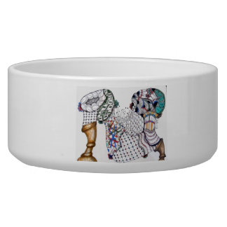 Jazz up your dog or cat's dish!