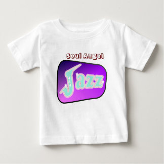 Jazz with Saxophone Baby T-Shirt