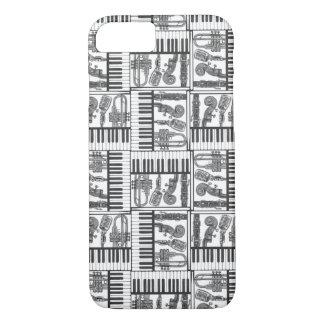 Jazzy Instruments iPhone 7 Case