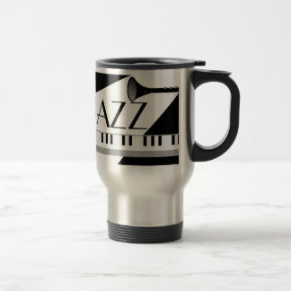 Jazzy travel mug