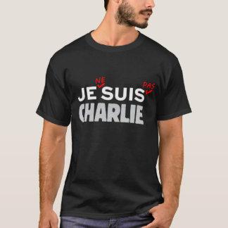 Je ne suis pas Charlie T-Shirt