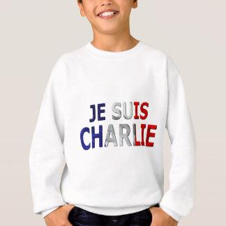 Je Suis Charlie Sweatshirt
