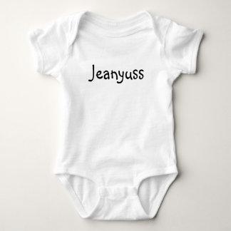 Jeanyuss Baby Bodysuit