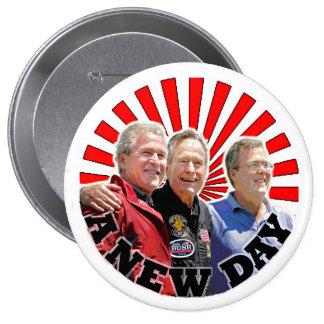 Jeb Bush 2016 10 Cm Round Badge