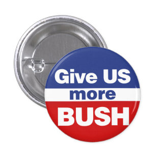 Jeb Bush for President 3 Cm Round Badge