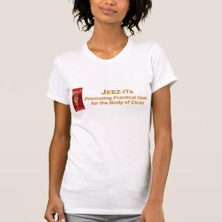 Jeez-Its Logo Tshirt