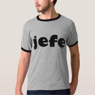 Jefe (Spanish) T Shirt