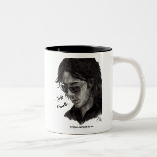Jeff Fiorello Coffee Mug