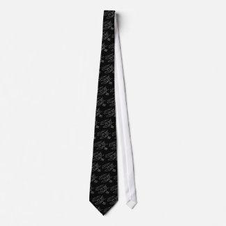Jeff Scott™ Signature Tie Black
